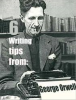 Orwell tips for writing